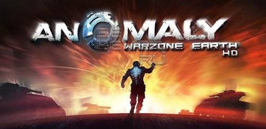 Anomaly Warzone Earth HD - игра на Андроид