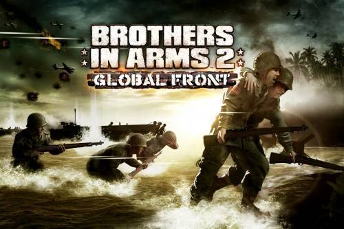 Brothers In Arms 2: Global Front - HD Игра для Android