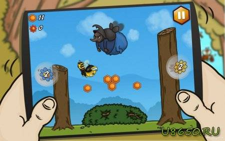 Bee Avenger HD v.2.2.3